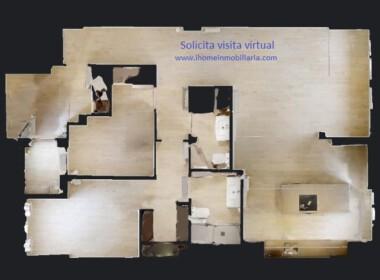 Pise 3 habitaciones en alquiler_Azca (3)
